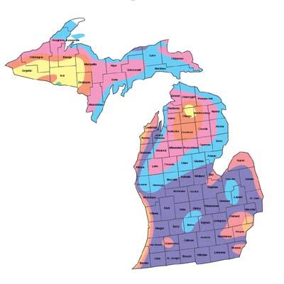 Michigan Grass Seed