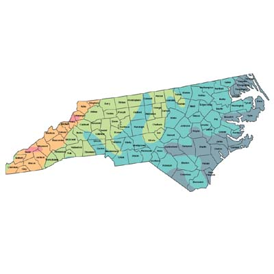 North Carolina Grass Seed